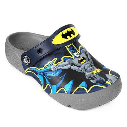419e6b86f Sandália Crocs Infantil FunLab Batman Masculina - Compre Agora