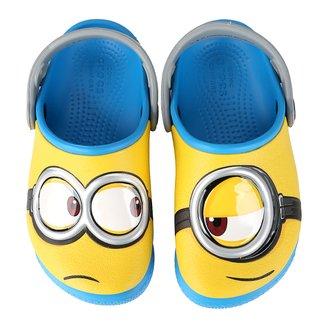 Sandália Crocs Infantil Funlab Minions