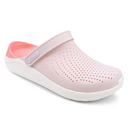 Sandália Crocs Literide Clog-Feminino