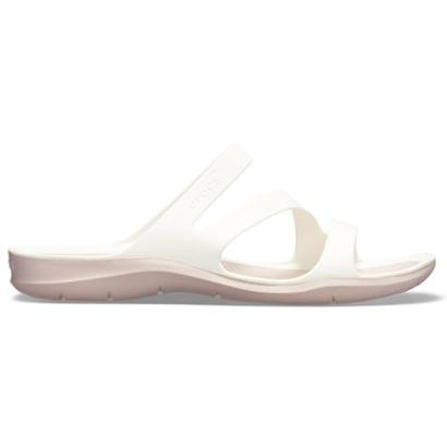 Sandália Crocs Swiftwater Sandal Feminina-Feminino