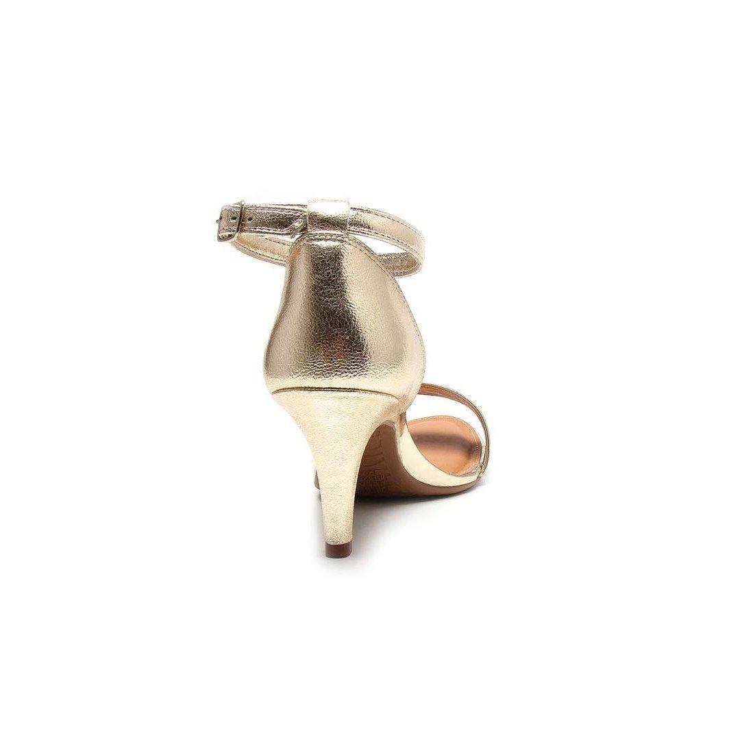 Metalizada Dourado Sandália Sandália Feminina Dakota Dakota ntwH0HqZ7
