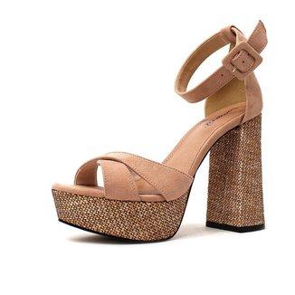Sandália Damannu Shoes Gabi Feminina