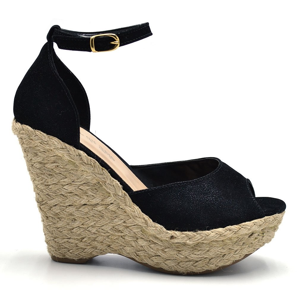 Shoes Sandália Feminino Anabele DR Sandália Preto DR tFgwcgqv4R