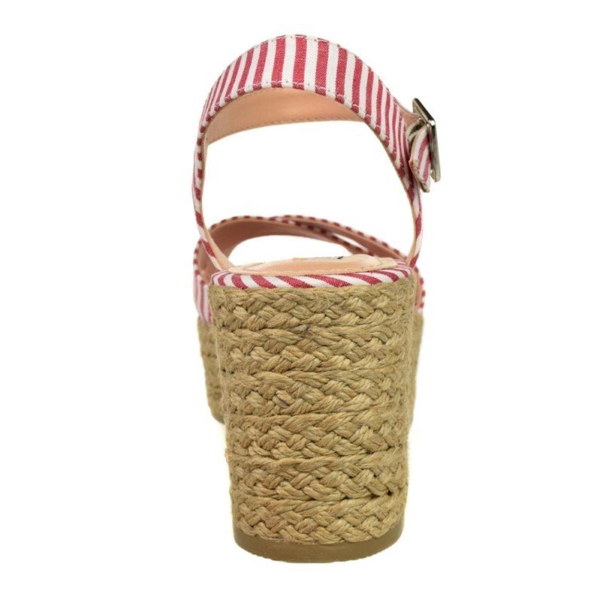 acessórios feminina femininos Lia feminina acessórios Vermelho Line sandália sandália qtAP7AHcwI