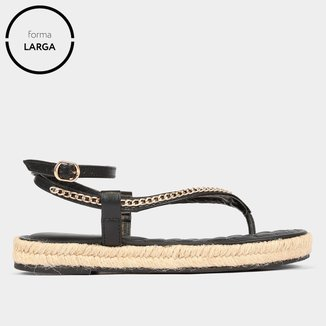 Sandália Flatform Shoestock Jade Feminina