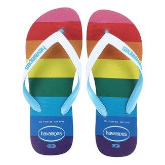 Sandália Havaianas T.Pride Allover Masculina