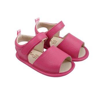 Sandália Infantil Couro Catz Calçados Avarca Feminina
