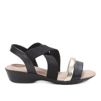 Sandália Modare Tiras Cruzadas Feminino