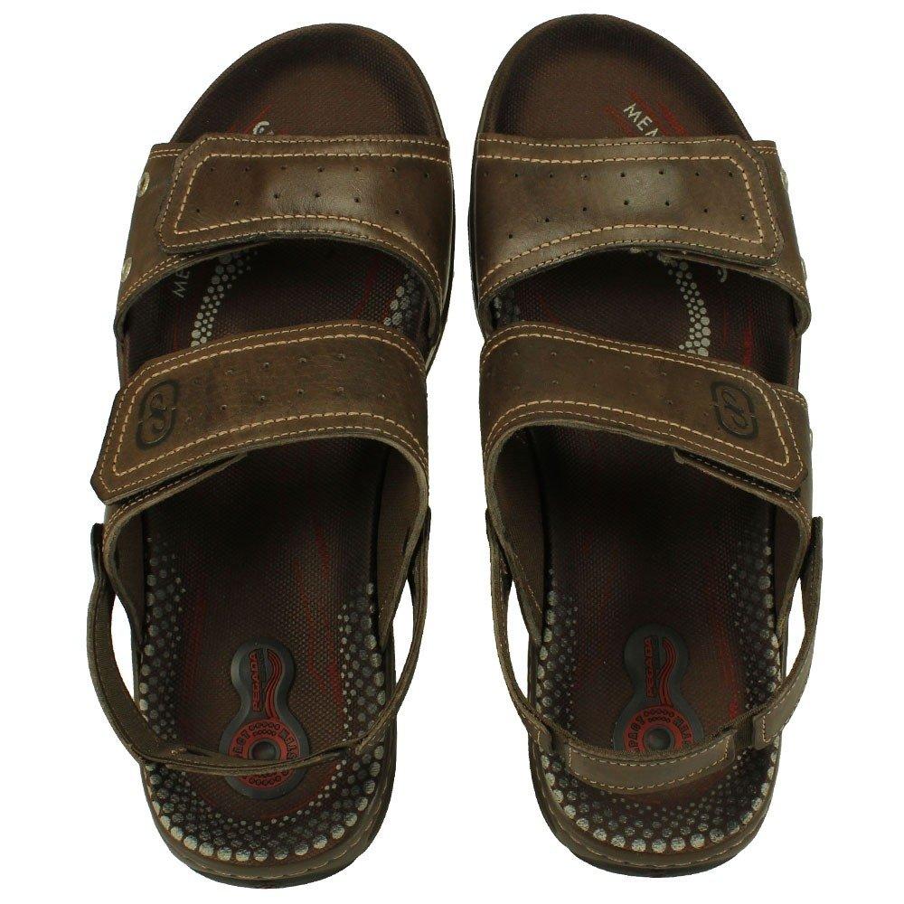 Sandália Pegada 530612 Escuro Pegada Marrom Sandália x0rSxnza