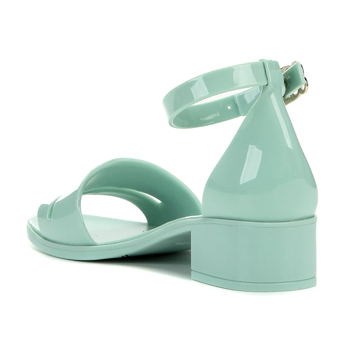 Sandália Petite Jolie Core - Verde claro