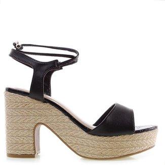 Sandália Plataforma Via Marte Style Feminina