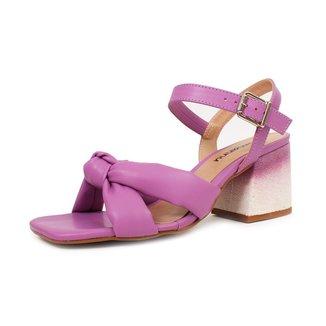 Sandália Yara Lavanda Damannu Shoes Feminina