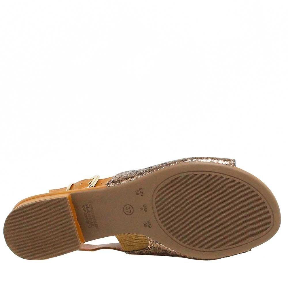 Sandália Salto Salto Glitter Dourado Zariff Dourado Zariff Shoes Shoes Sandália Glitter RRwOqrp