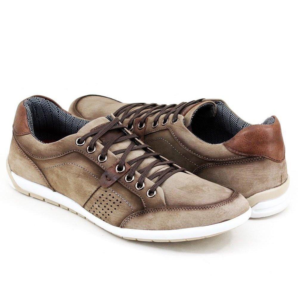 Sapatênis 3LS3 3LS3 Sapatênis Shoes Marrom qqa4rdw