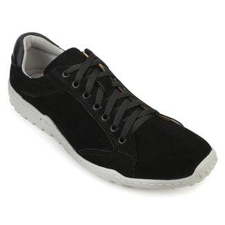 Sapatênis Alex Shoes By Franca Way Masculino 1502 Preto