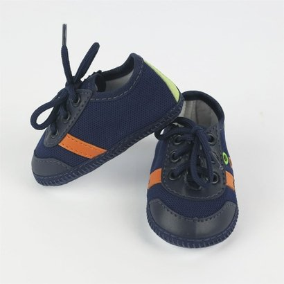 Sapatênis Bebê Masculino Azul Marinho-M