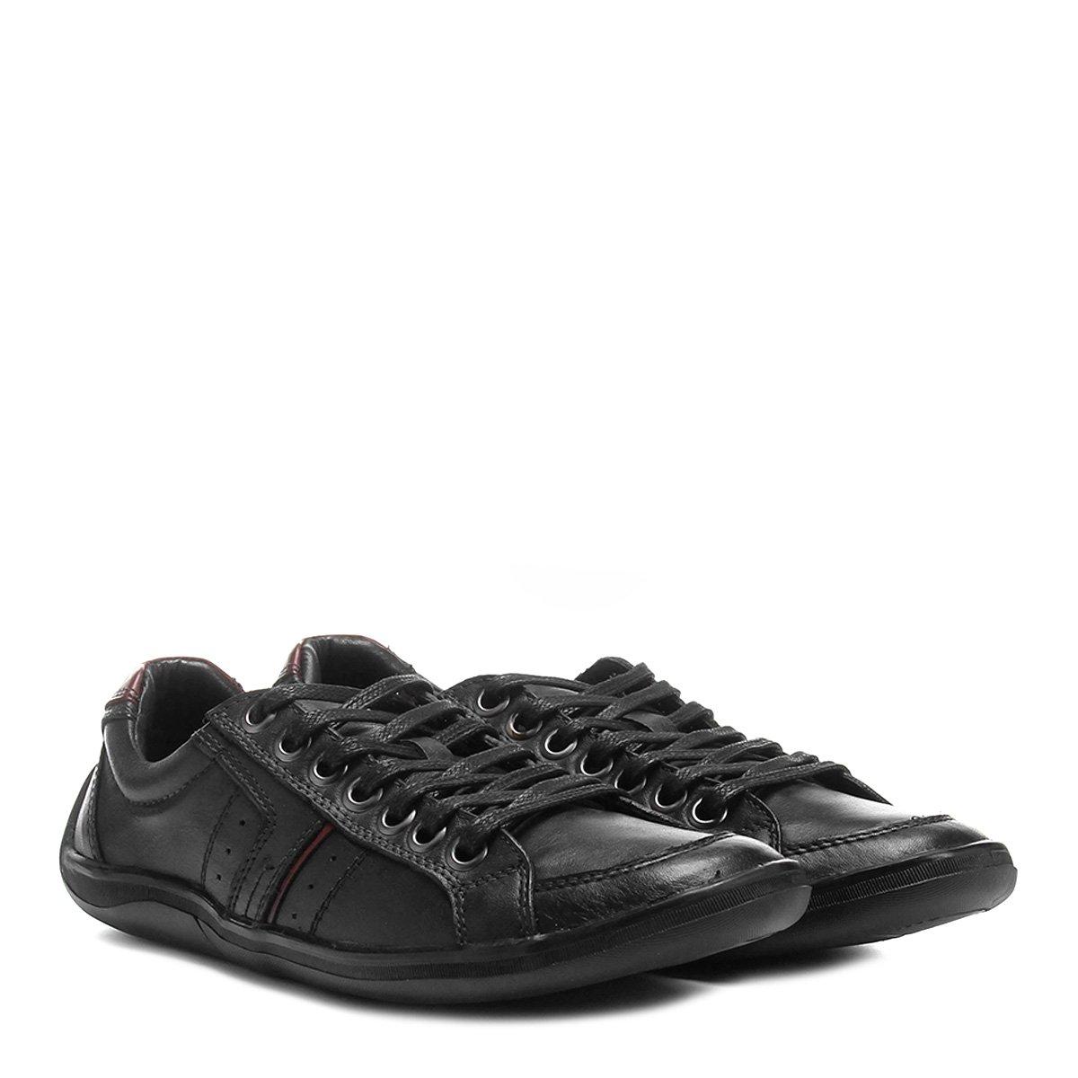 b8c153f3fbd1b ... Sapatênis Couro Shoestock Masculino - Compre Agora Zattini  23b88781b99162 ...