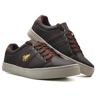 Sapatenis Sapato Tenis Masculino Casual Ziper MOD 741