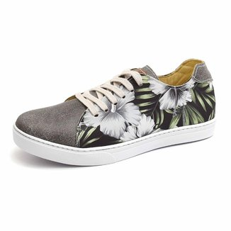 Sapatênis Shoes Grand Floral Masculino