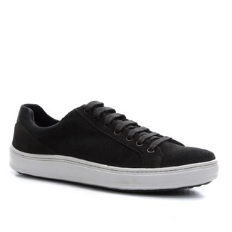 Sapatênis Shoestock Couro Basic Masculino