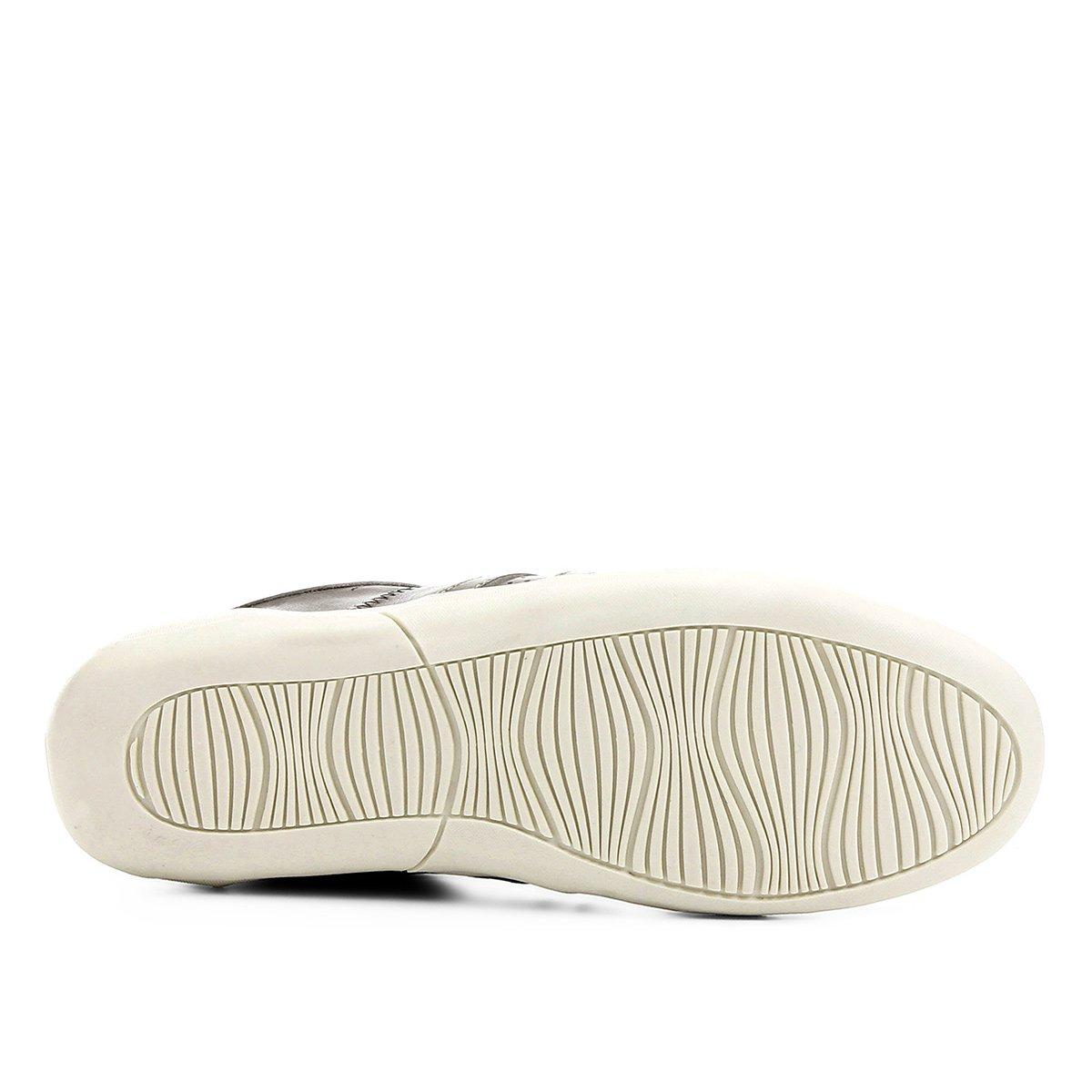 Ilhós Sapatênis Shoestock Shoestock Sapatênis Ilhós Shoestock Cinza Couro Couro Ilhós Cinza Cinza Couro Sapatênis 1qx7A6Cr1w