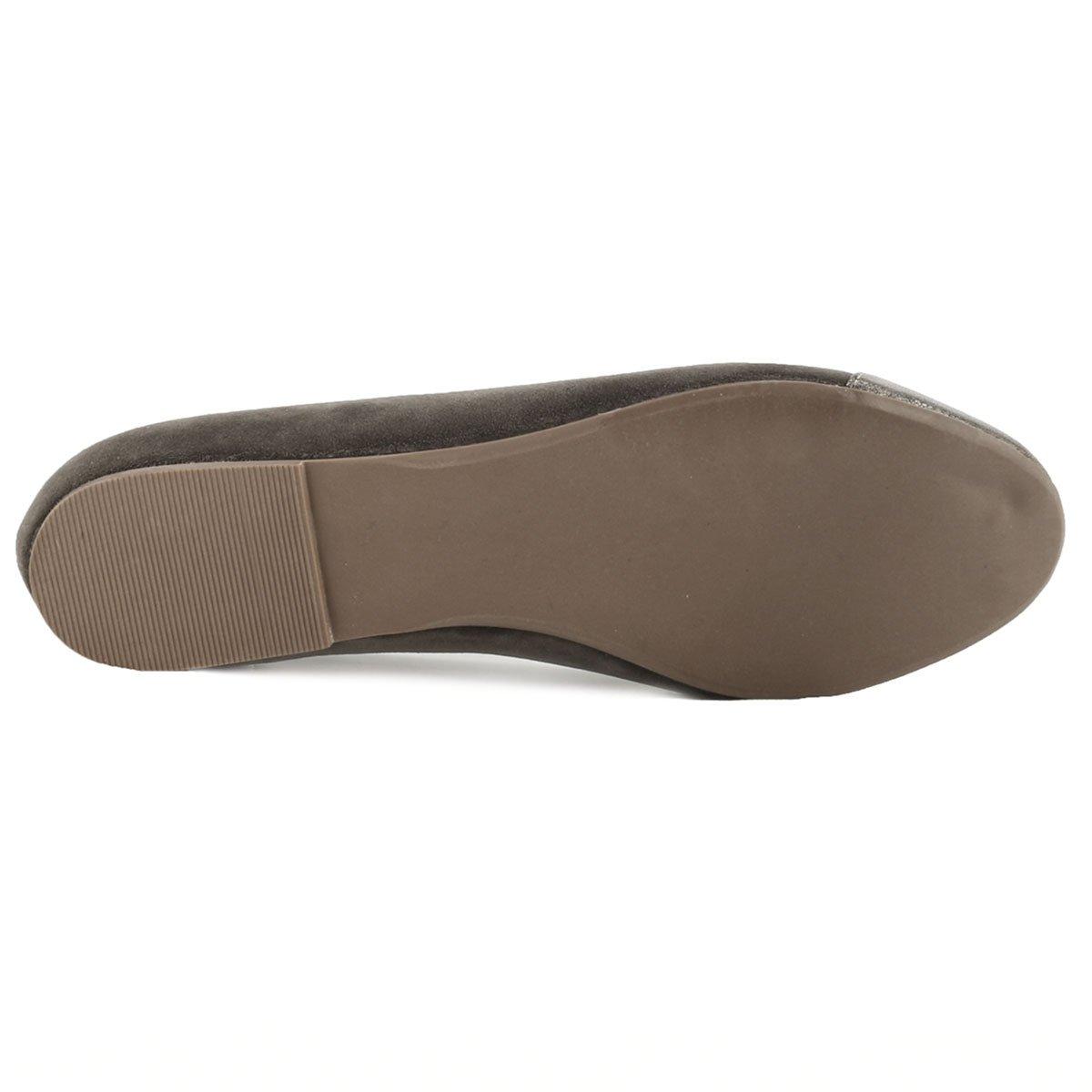 Cinza Sapatilha Sapatilha Cinza Feminina Feminina Sense Angela Angela Shoes Sapatilha Angela Sense Shoes 5OwptHxHq