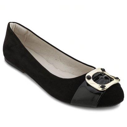 Sapatilha Angela Shoes Sense Na18-20160 Feminina-Feminino