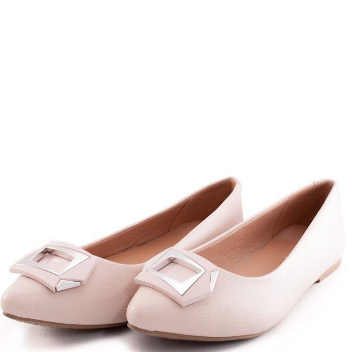 Sapato Sapatilha Bico Fino Bico Fino Rosa Sapato Show Feminina Sapatilha RPxYS