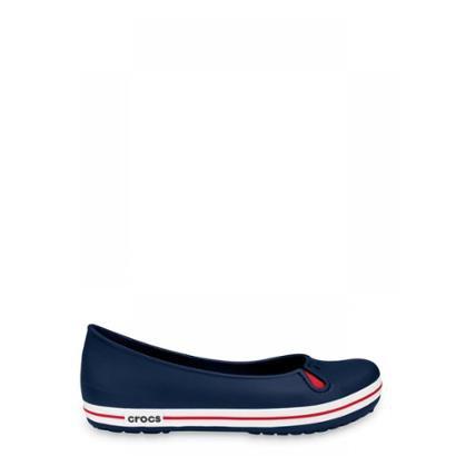 Sapatilha Crocs Crocband Flat Women-Feminino