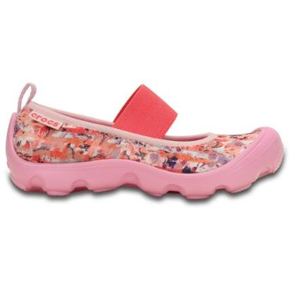 Sapatilha Crocs Infantil Duet Busy Day Mary Jane