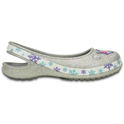 Sapatilha Crocs Infantil Genna Frozen Feminina