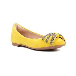 Sapatilha Feminina Amarelo