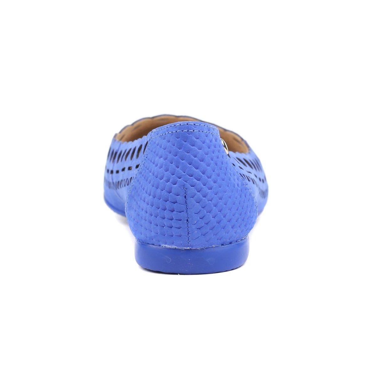 Sapatilha Feminina Feminina Bottero Bottero Azul Azul Sapatilha Mari OtwxqxFUv5