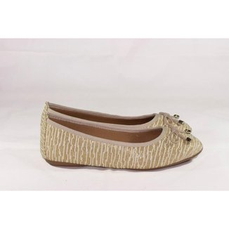Sapatilha Gomes Shoes  Lacinho Feminina