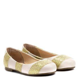 Sapatilha Infantil Shoestock Glitter Menina