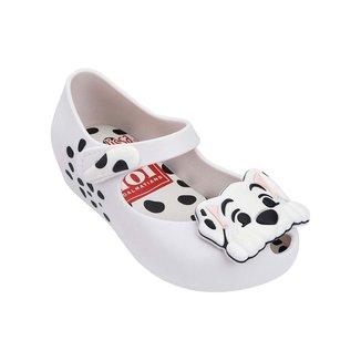 Sapatilha Mini Melissa Infantil Ultragirl 101 Dalmatians