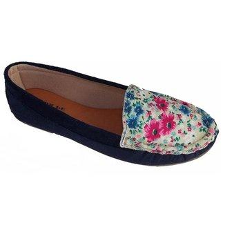 Sapatilha Mocassim Feminino Costurado À Mão Véria Calçados
