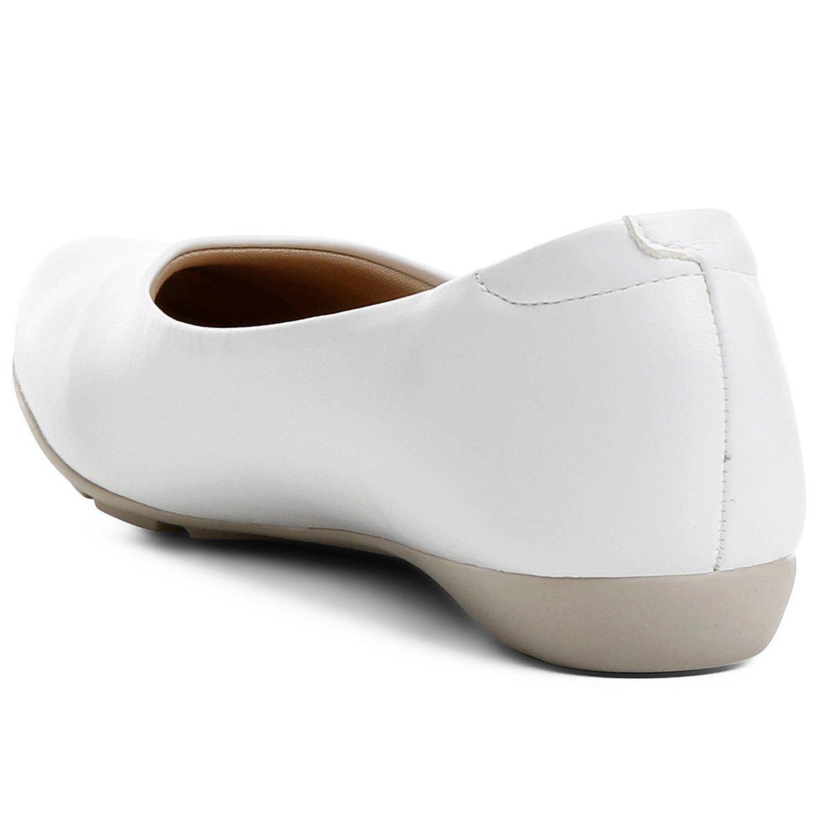 Básica Sapatilha Modare Modare Sapatilha Sapatilha Branco Branco Básica Pn8YfwqRWx
