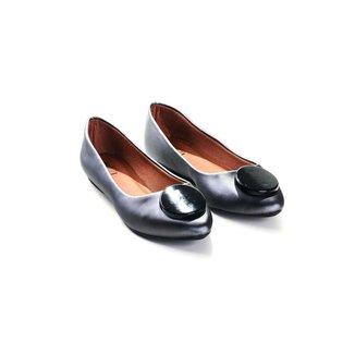 Sapatilha Perlato Mizzi Shoes com Botom Feminina