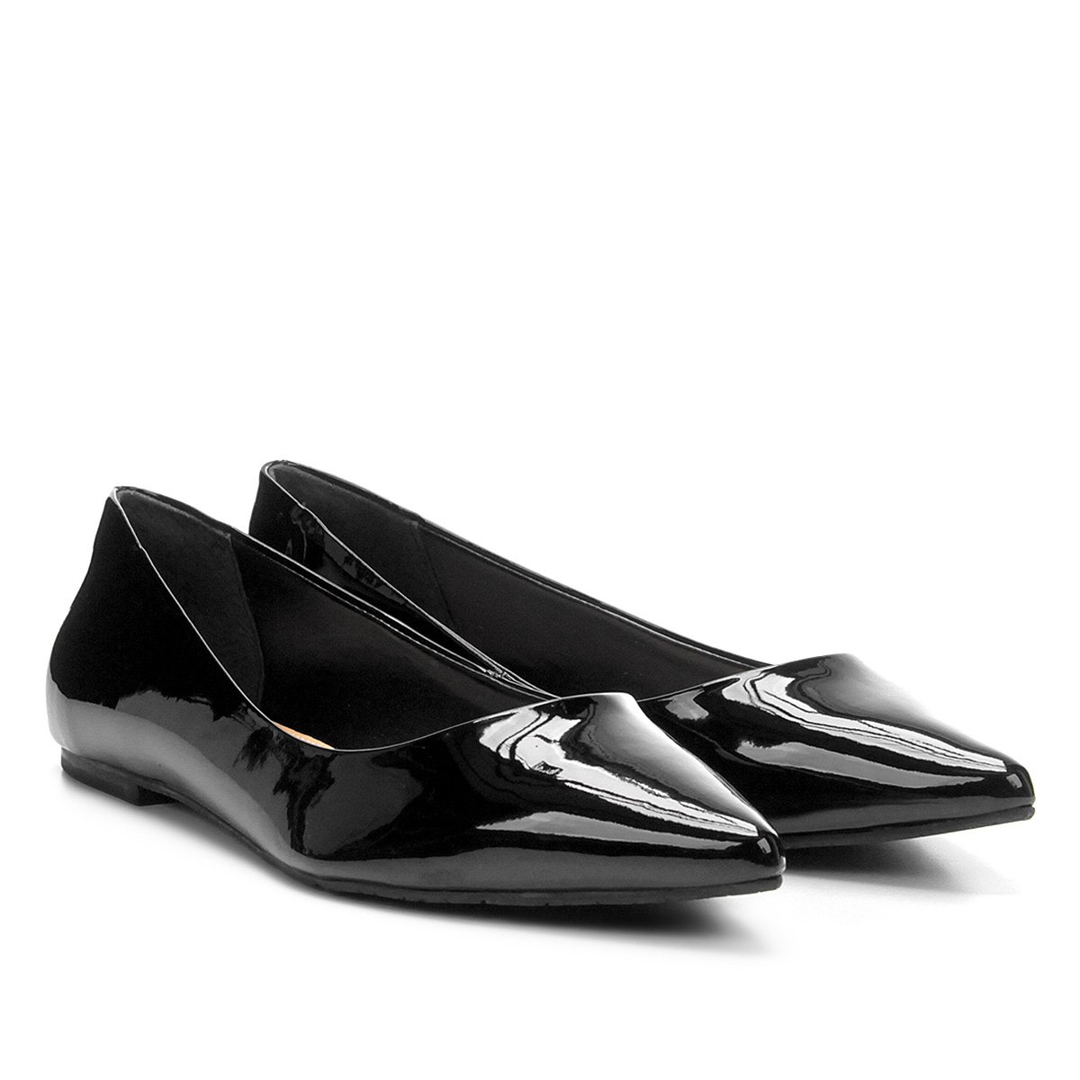 Shoestock Básica Bico Sapatilha Fino Fino Preto Feminina Básica Básica Preto Bico Shoestock Shoestock Sapatilha Feminina Sapatilha BUTwTqxEP