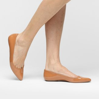 Sapatilha Shoestock Bico Fino Feminina