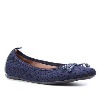 Sapatilha Shoestock For You Tricot Matelassê Feminina