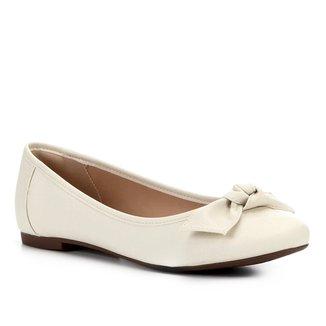 Sapatilha Shoestock Laço Color Feminina
