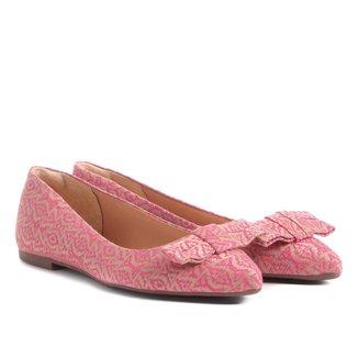 Sapatilha Shoestock Laço Feminina