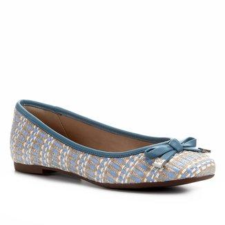 Sapatilha Shoestock Laço Ráfia