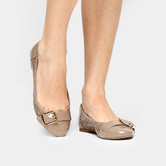 Sapatilha Shoestock Redondo Laser LGT