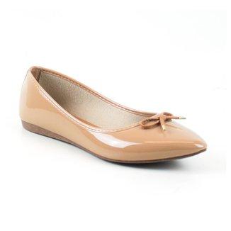 Sapatilha Tag Shoes Verniz Feminina