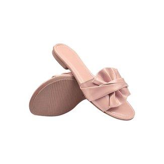 Sapato Aberto Feminino Cazzani Moda Praia Verão