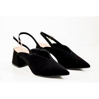 Sapato Bebecê Chanel Feminino