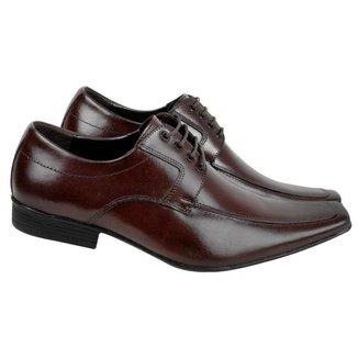Sapato Bigioni Social Sola Borracha Masculino
